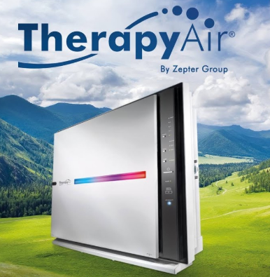 Therapy Air iOn by Zepter